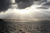 Approaching the Skye bridge