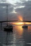 Sunset from Kyleakin