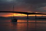 Sunset from Kyleakin 2