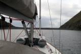 Shiant Isles anchorage