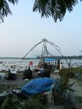 Chinese fishing nets (RT)
