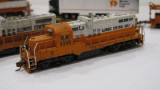 N Scale Model by Chad Cowan