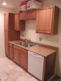 Remodel 2012.  Kitchen