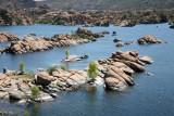 Granite Dells and Watson Lake in Prescott, Arizona