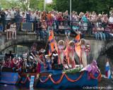 Canal Parade ~ pROZEcco boat