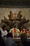 Services in the Church of All Nations