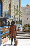 Statue Commemorating the Shoah
