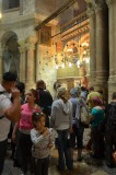 Inside the Church of the Holy Sepulchre II