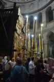 Inside the Church of the Holy Sepulchre III