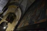 Chandelier Mural Arch