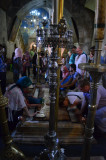 Inside the Church of the Holy Sepulchre VII