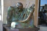 King David & Harp II