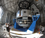 Discovery Channel Telescope -- March 4, 2011