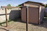 Backyard Observatory Construction -- 2012