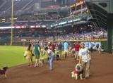 Rascal's First Baseball Game -- May 27, 2012