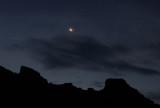 Moon, Jupiter, Venus, Aldeberan -- July 15, 2012