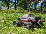 My Traxxas Stampede 4x4 VXL