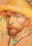 Self Portrait of Vincent