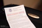 TSA Inspection !