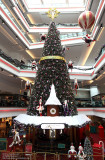 Tree in the Mall