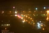 City behind the veil