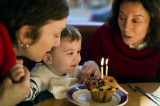 Birthday Breakfast Muffin