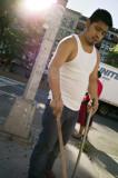 Sweeping, Bdway 7342