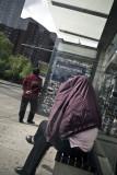 Bowery Bus Stop 10864