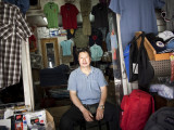 Clothing Vendor, Catherine Street _6260009