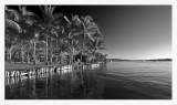 Rio Una - Black & White