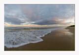 Praia - Entardecer