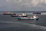 Navios em Salvador