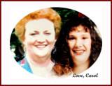 Linda and Dawn Marie