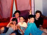 Carol, Sarah, Jake,  Josh, Dawn