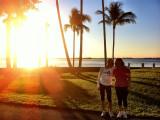 Malena y elena en Miami