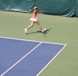 Highlights of 2012 Spring Tennis Tournament