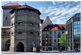 Old & New Marienplatz