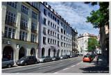 Streetscape, Munich