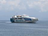 Ramon Llull operates between Denia - Formentera - Ibiza