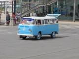 Immaculate VW Camper at La Savina - June 2012