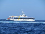 Aires de Formentera at  Speed