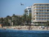 RyanAir's Ibiza Airport - Playa d'en Bossa
