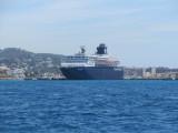 Croisieres de France Cruise Ship Horizon at Ibiza