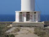 Cap de Barbaria Graffiti- June 2012