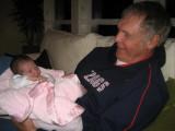 Lily & Grandpa Swenson