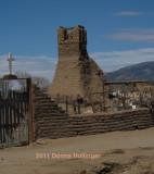 Old Church, Taos Pueblo