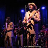 Luther Guitar Jr. Johnson and Band