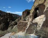 Anasazi Pueblo at Bandelier