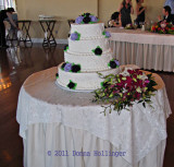 The Perfect Wedding Cake