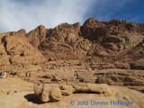Massif Mount Sinai